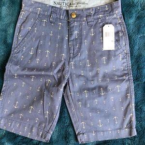 Boys Nautica shorts